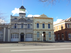 Old Fire station Goulburn