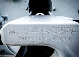 Doug's WW1 gun photo 1