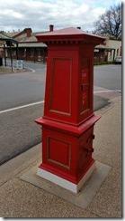 chiltern victorian mailbox