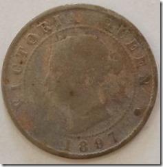 jamaica half penny
