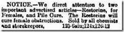 adelaide express 19 May 1888