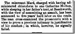mard sentencing The Age 20 Feb 1858