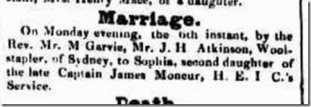 sopie marriage 1837