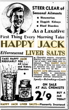 happy jack liver salts